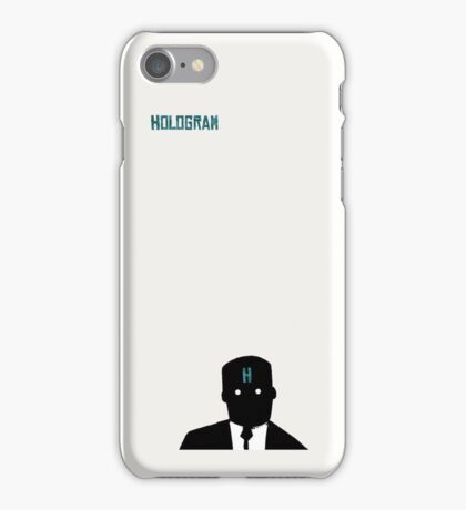 Hologram. iPhone Case/Skin