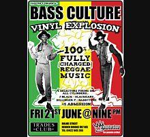 Bass Culture - Vinyl Explosion Unisex T-Shirt