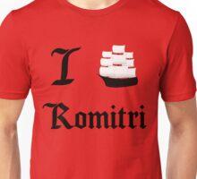 I Ship Romitri Unisex T-Shirt