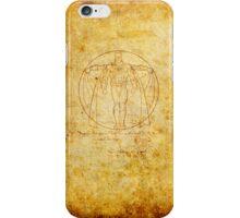 Vitruvian Bat iPhone Case/Skin