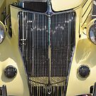'36 Ford Grill  by Wviolet28