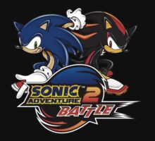 Sonic Adventure 2 Battle by luxarflowers