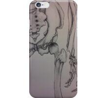 skelly iPhone Case/Skin