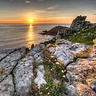 THE CAPE AT SUNSET by PlanetPenwith