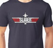 Custom Top Gun Style - Slider Unisex T-Shirt
