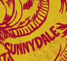 Sunnydale High - Sticker Sticker
