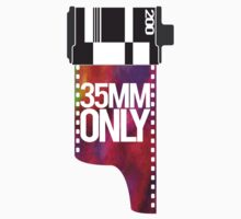 35mm Only! by Bl122ard