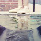 Across The Fountain's Splash by Lita Medinger