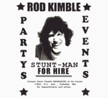 Hot Rod - Rod Kimble FOR HIRE by TheFinalDonut