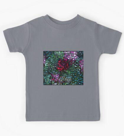 Dazzle Flowers Kids Tee