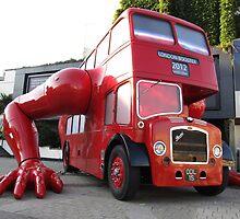 Butch Bus by BlackhawkRogue