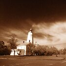 Sandy Hook Lighthouse by jaeepathak