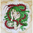 Centipede Maiden by ArtbyTiff