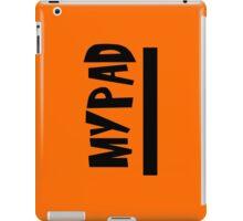 MyPad[Orange] iPad Case/Skin