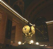 Grand Central Station by shawnpau