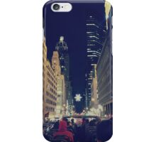 The City of the World iPhone Case/Skin