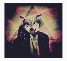wolf mask by crystal meth