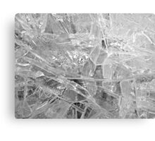 Glass Plains Metal Print