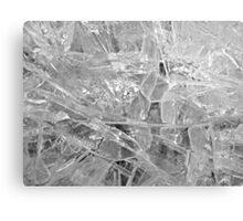 Glass Plains Canvas Print