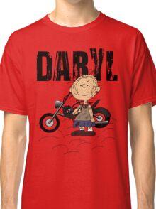 Daryl Dixon Pigpen (Peanuts) Character Classic T-Shirt