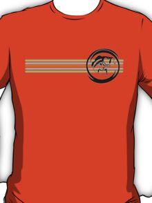 Fresh Life Bass Stripes T-Shirt T-Shirt
