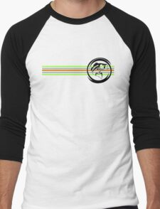 Fresh Life Bass Stripes T-Shirt Men's Baseball ¾ T-Shirt