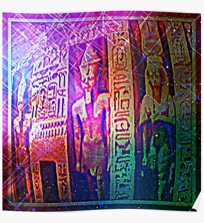 spiritual journey Poster