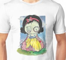Zombie Snow White Unisex T-Shirt