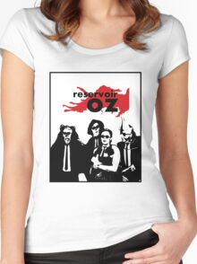 Reservoir Oz Women's Fitted Scoop T-Shirt