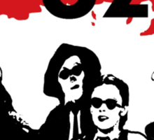 Reservoir Oz Sticker