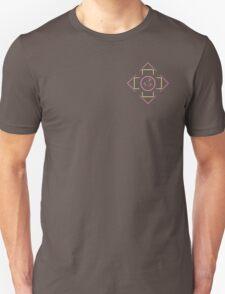 MoP Shirt (Chest Wireframe) Unisex T-Shirt