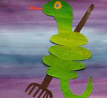 Snake with a Rake- animal rhymes from recycled math books by cathyjacobs