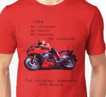 1984 Kawasaki 900 Ninja Unisex T-Shirt