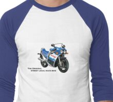 The Original  Men's Baseball ¾ T-Shirt