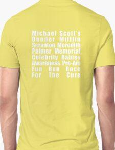 Dunder Mifflin Fun Run T-Shirt