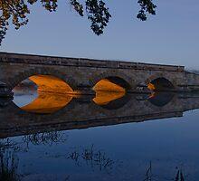 Ross Bridge Tasmaniaa by Bevlyn