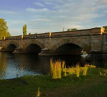 Ross Bridge Tasmania by Bevlyn