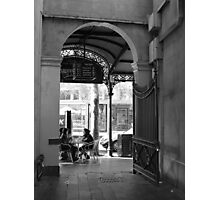 Underneath the arches Photographic Print