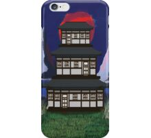 iphone Temple Zen iPhone Case/Skin