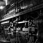Locomotive by Hannasky Photography