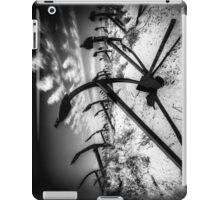 Anchor Cemetery iPad Case/Skin