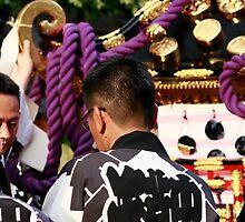 Sanja Festival - Tokyo by Bryan W. Cole