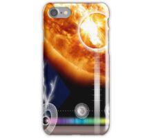 space solar iPhone Case/Skin