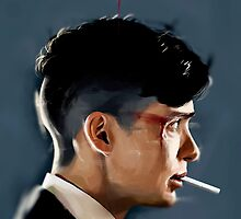 Peaky Blinders - clean background by Kevin  Monje