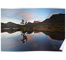 Cradle Mountain HDR Poster