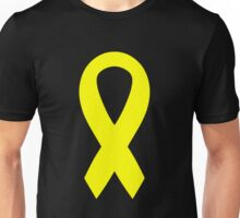 Support the Troops Ribbon Unisex T-Shirt