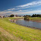Hunter River & Riverbank Walk -Maitland NSW Australia   by SNPenfold