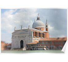 Isola di San Giorgio Maggiore, Venice, Italy * Poster
