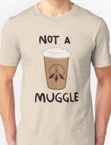 Not a Muggle T-Shirt