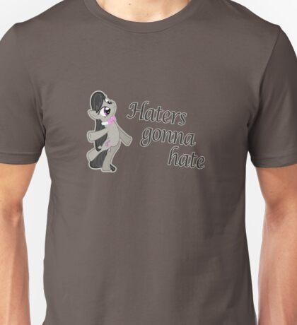 "MLP Octavia - ""Haters gonna hate"" Unisex T-Shirt"